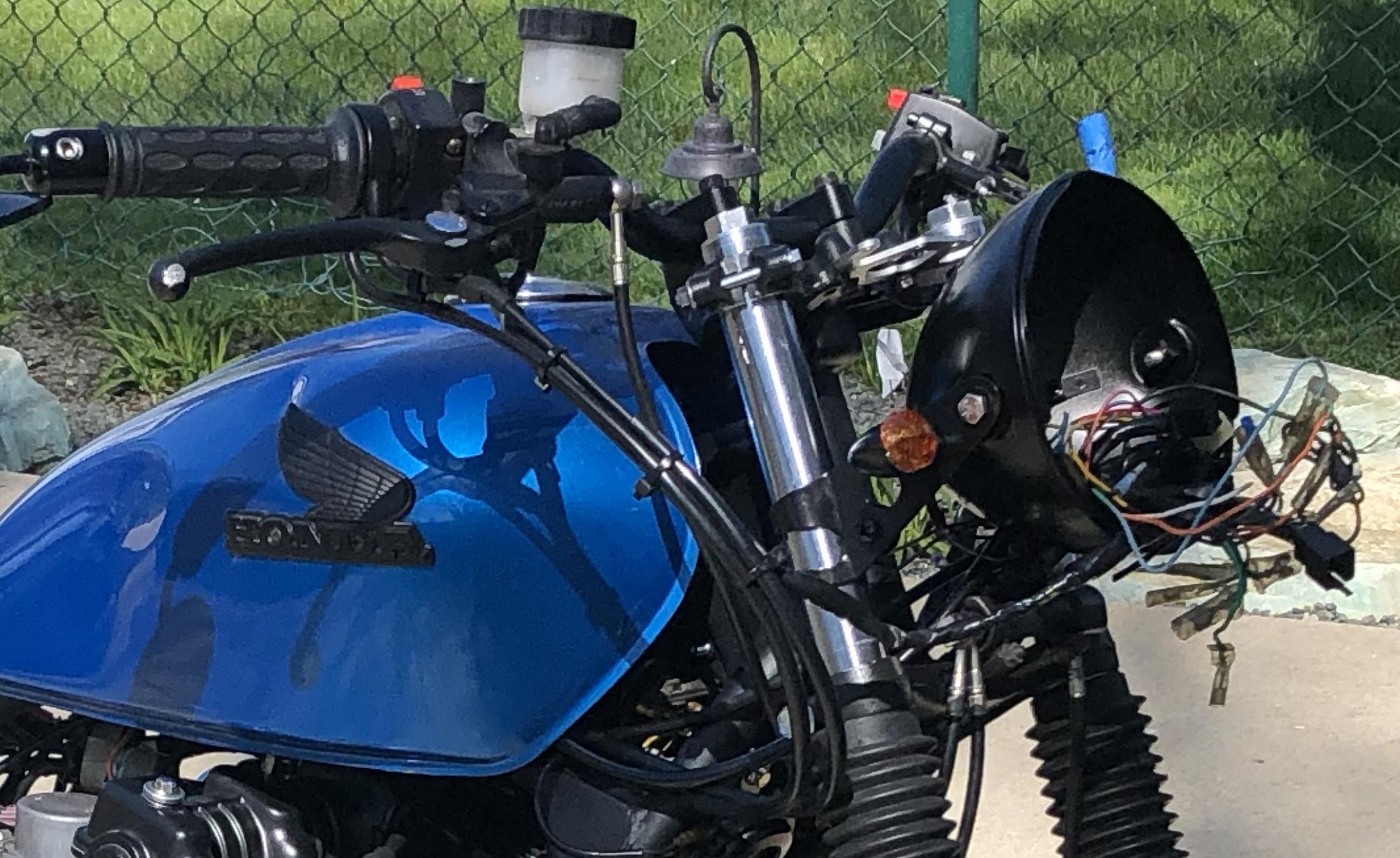 [DIAGRAM_3NM]  Honda CB750 Wiring Weekend - Nix Garage | Honda Cb750 Wiring |  | Nix Garage
